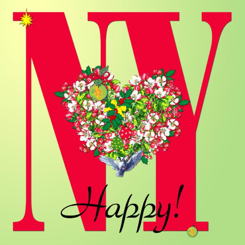 KendieKaart-NY-Blossom hearts 1