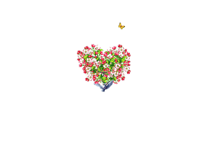 KendieKaart-NY Zakelijk-Blossom 2