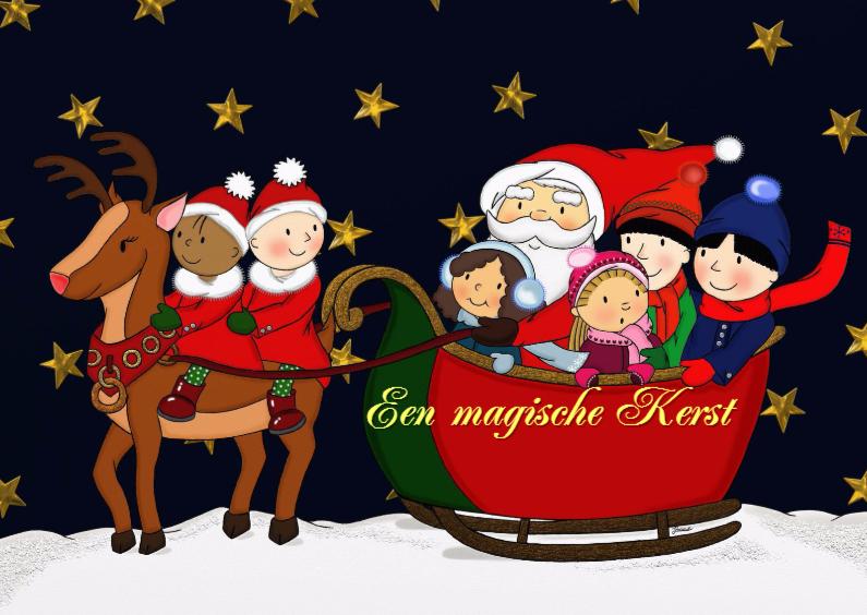 Kerst Arrenslee - TbJ 1