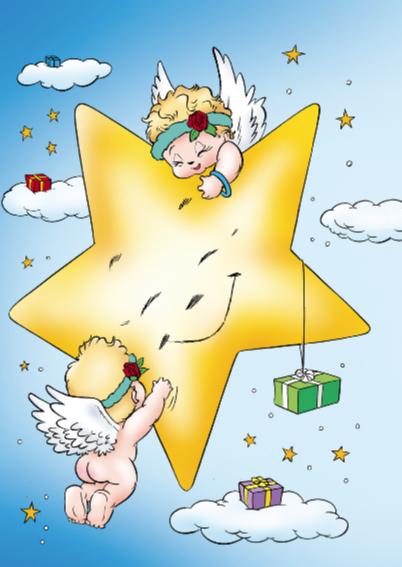 kerst engeltjes 4 2