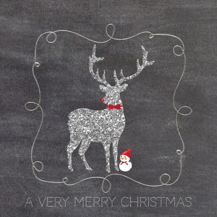 Kerst Hert en Vogeltje - TbJ 1