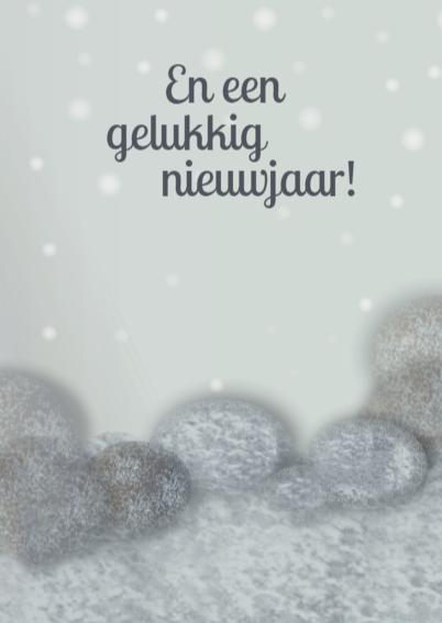 Kerst - Hert in 't bos - MW 3