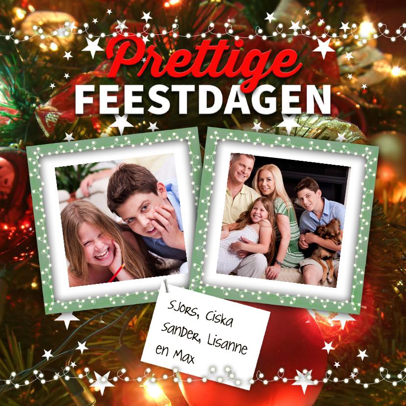 Kerst met onder de boom-isf 1