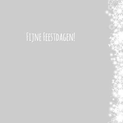 Kerst sneeuw en twinkeling Vknt 3