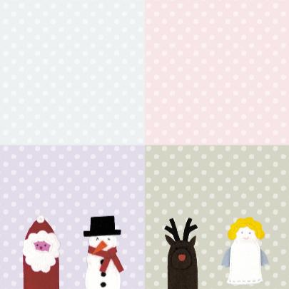 Kerstfiguurtjes 3