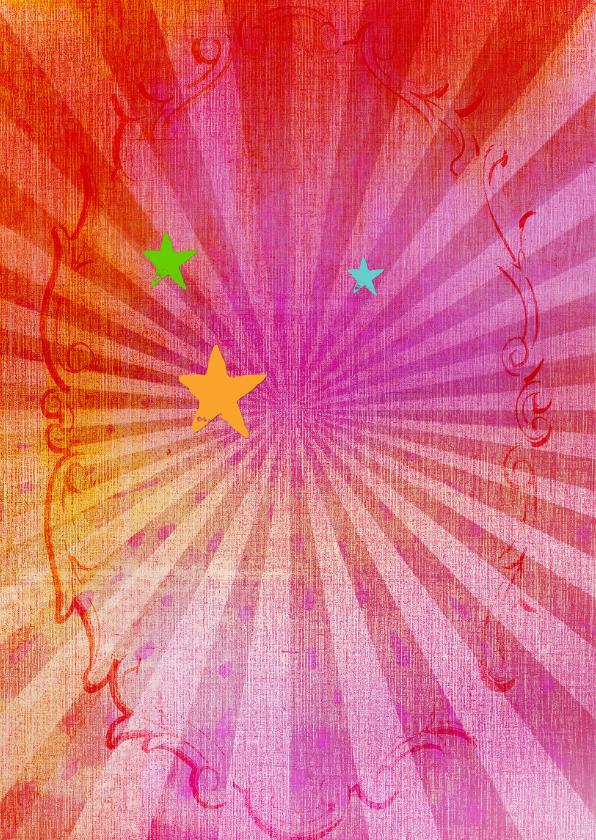Kerstkaart Circus Paard - SG 2