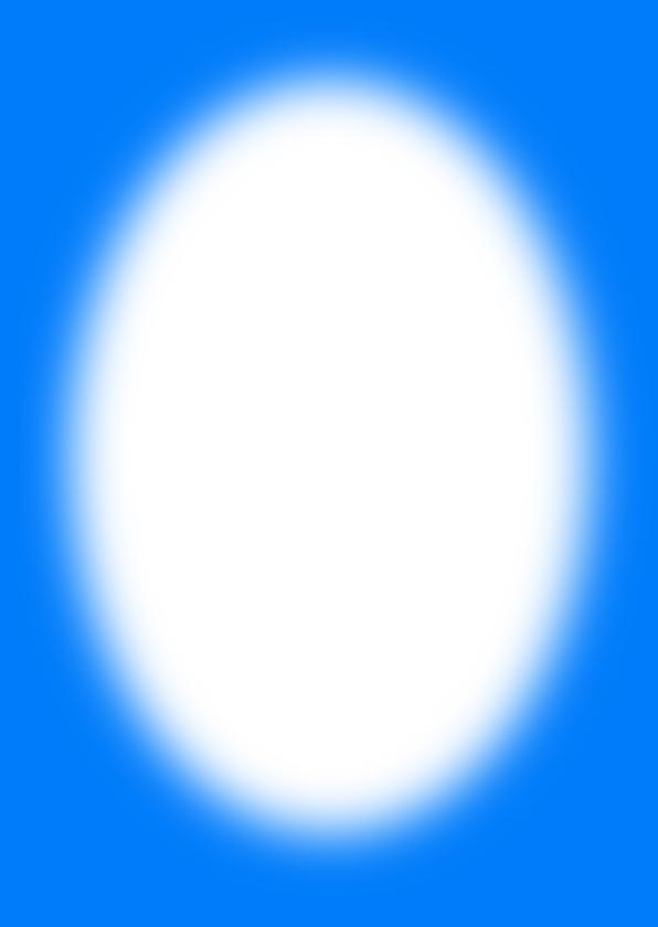 Kerstkaart eigen foto blauw OT 3
