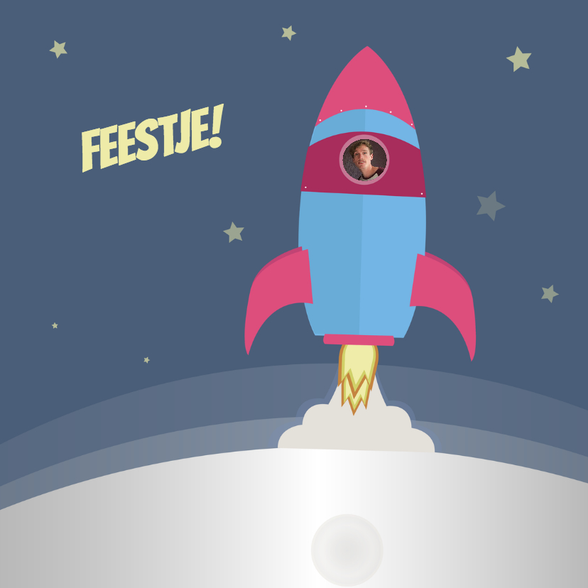 Kinderfeestje SPACE-ciaal feest! 1