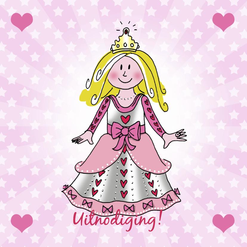 Kinderfeestjes - Prinsessenfeest 1