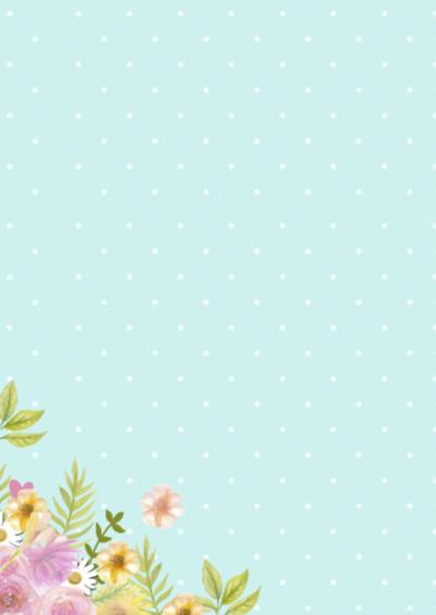 Lentefeest bloemenkrans 2