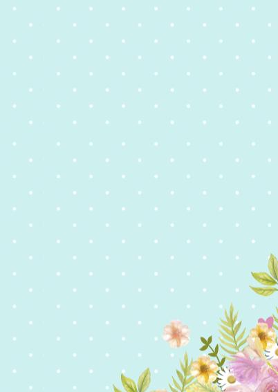 Lentefeest bloemenkrans 3