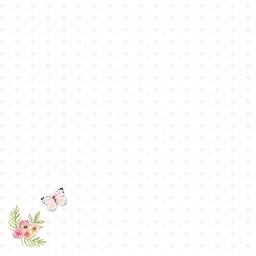 Lentefeest hart meisje 2