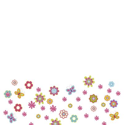 lentefeestje bloemen tekst 2