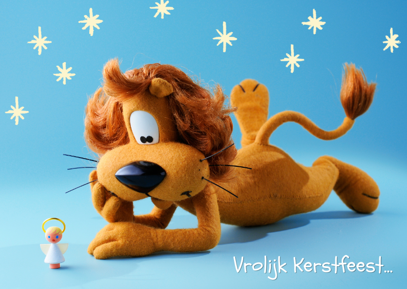 Loeki de Leeuw kerstengel 1