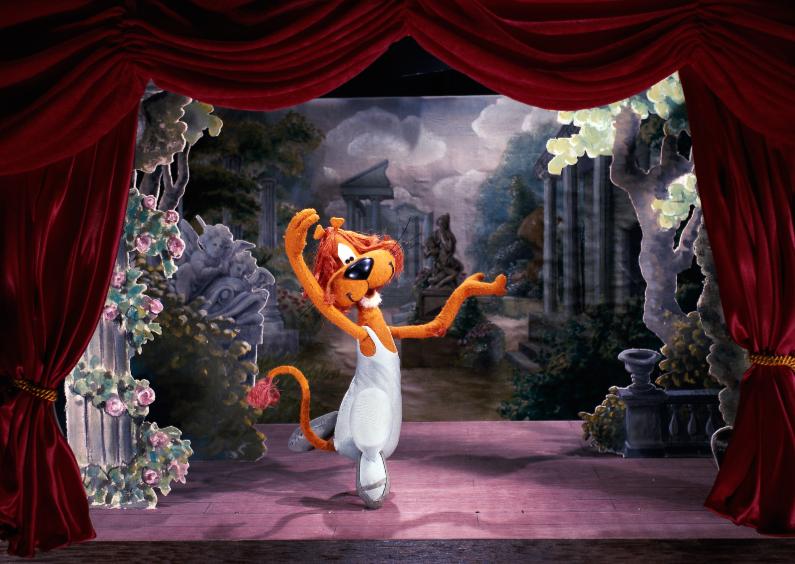 Loeki de Leeuw prima ballerina 1