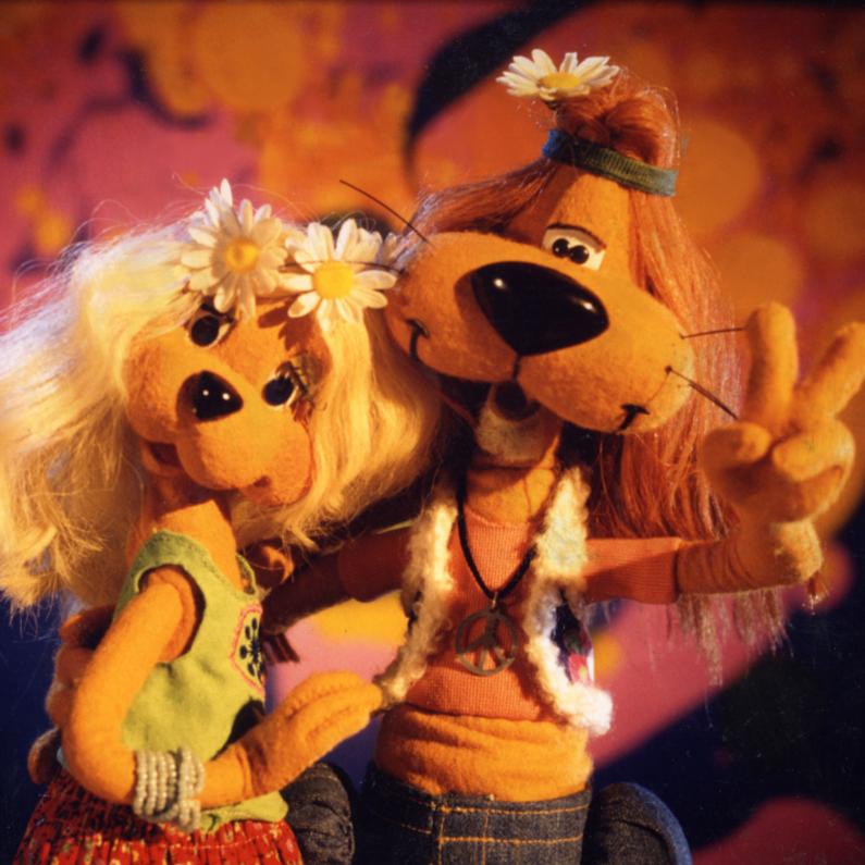 Loeki en Roos Love and Peace 1