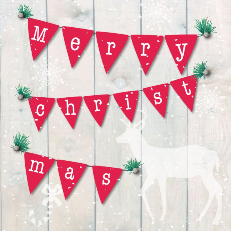 Merry Christmas, deer 1