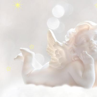 Merry Christmas met engel 2