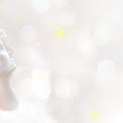 Merry Christmas met engel 3
