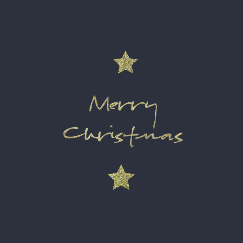 merry christmas met sterren 1