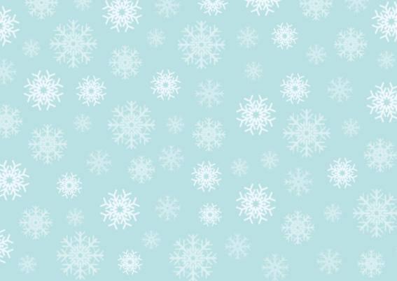 Merry Christmas Snowflakes Foto 2