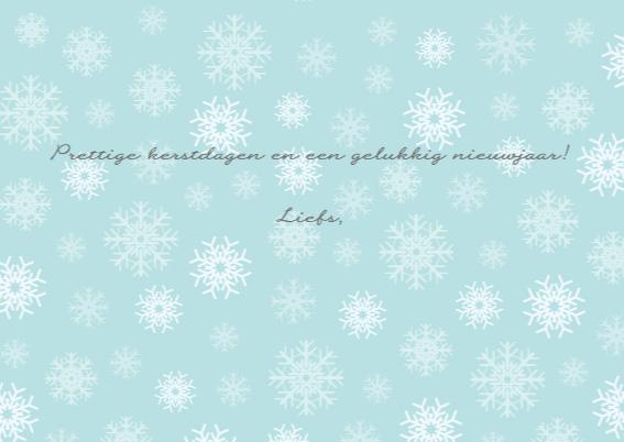 Merry Christmas Snowflakes Foto 3