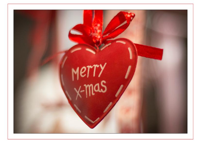 Merry x mas heart 1