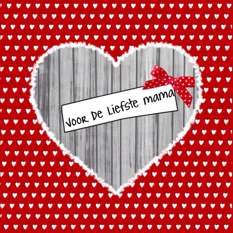 Moederdag Voor de liefste mama