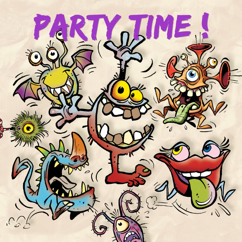 Monsters Party 1