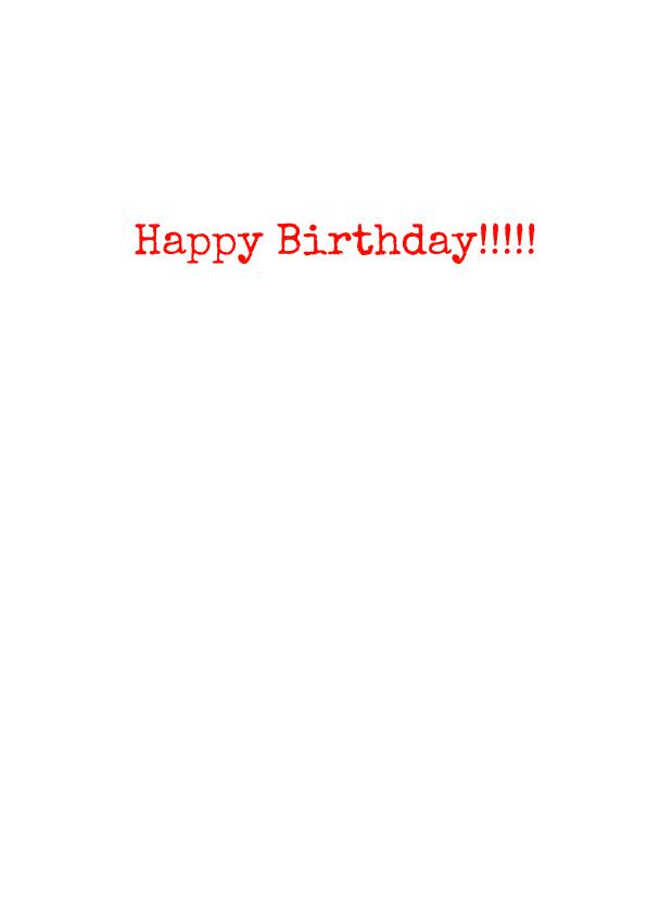 Mustach Happy Birthday  3