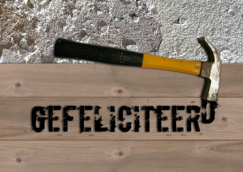 Nieuwe woning hamer en hout 1