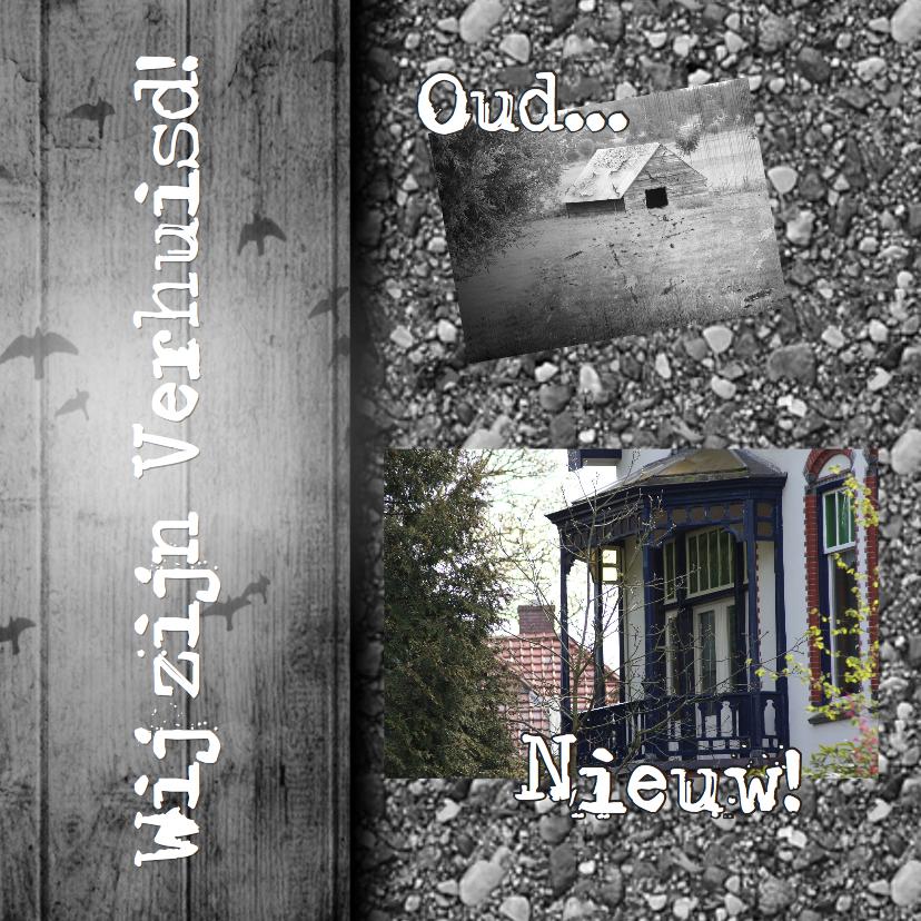 Oud en nieuw zelf afmaken 1