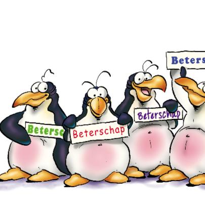 penguins beterschap 2 in verband 2