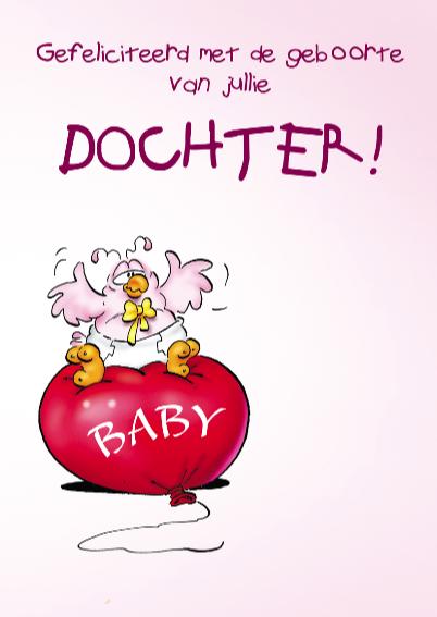 rocco geboorte dochter 2 baby ballon 3