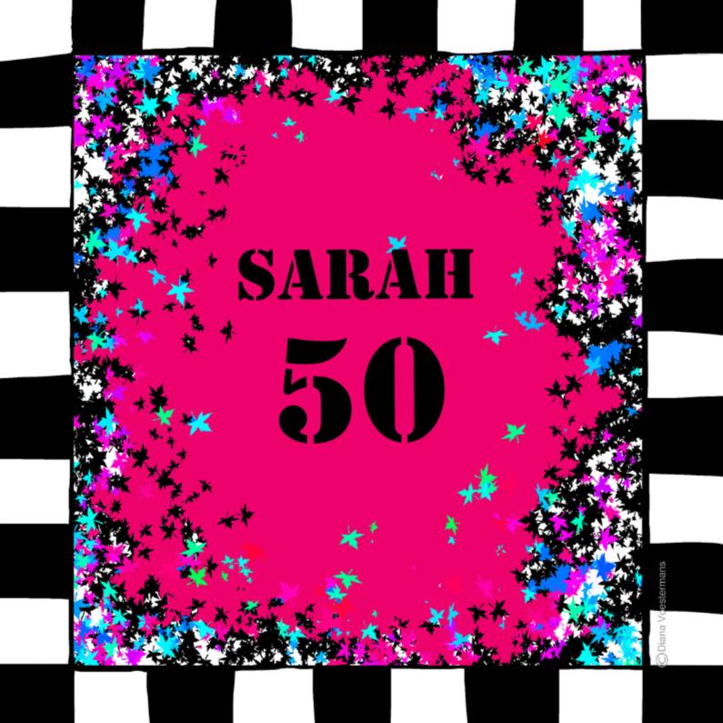 SARAH 50 roze 1