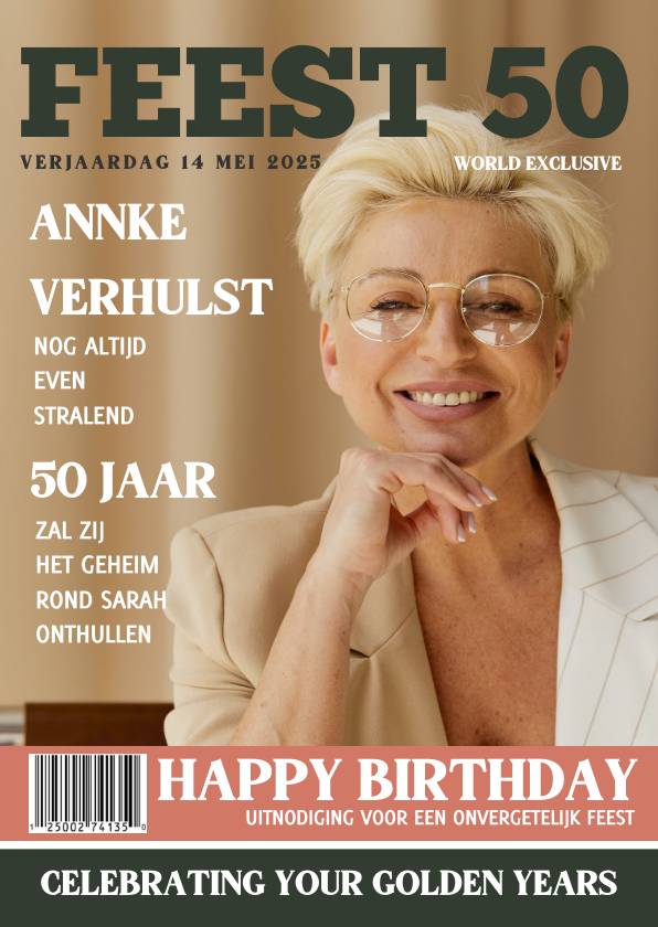 Sarah Verjaardag 50 jaar Feest 1