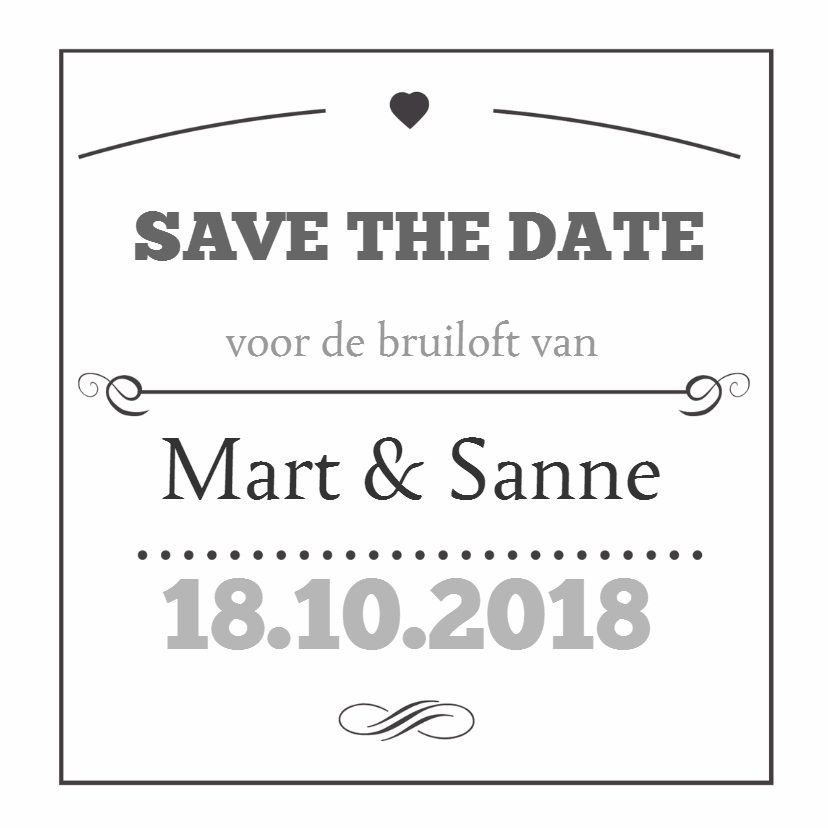 Save the date typo 1