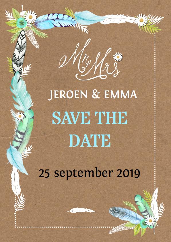 Save The Date veren craft 1
