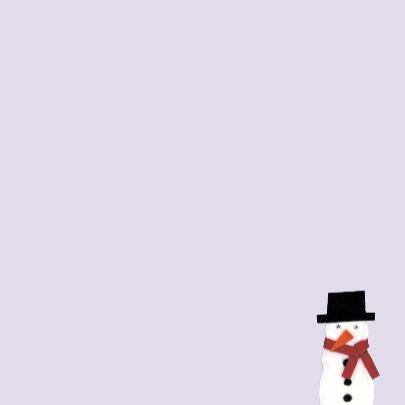 Sneeuwpop van Vilt 3
