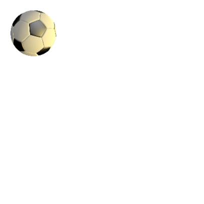 Stoere rood-witte voetbal uitnodiging 2