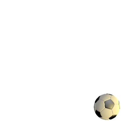 Stoere rood-witte voetbal uitnodiging 3