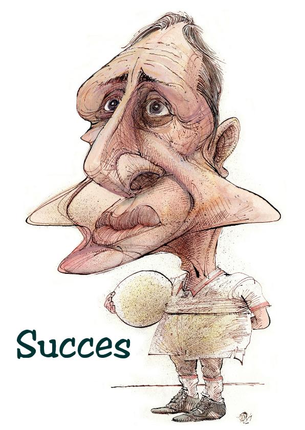 Succes van Johan Cruijff 1