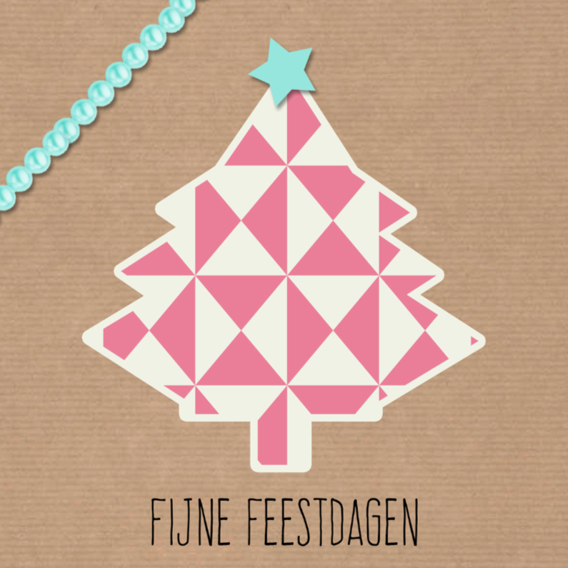 Sweet Christmas Kerstboom  - DH 1