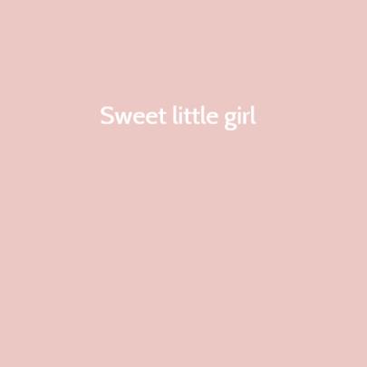 Sweet little girl 3