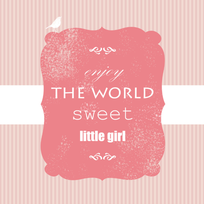 Sweet little girl 1