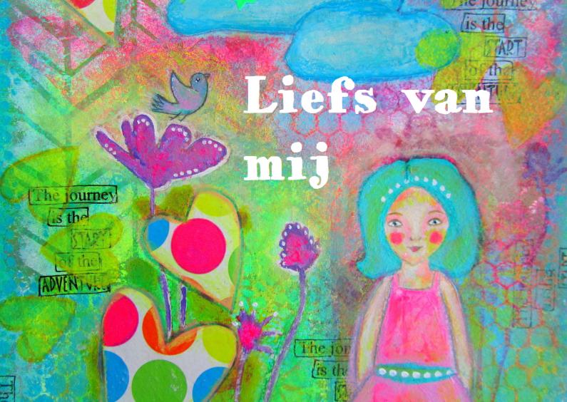 The Journey - Liefs van mij 1
