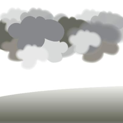 Troostkaart Clouds 2