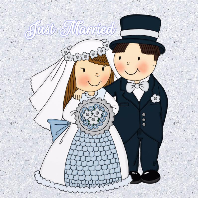 Trouwen Just Married - TbJ 1