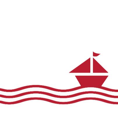 trouwen zeilboot rood 3