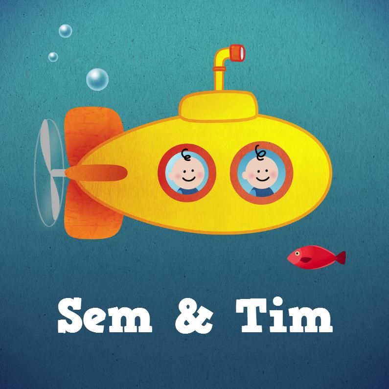 Tweeling onderzeeboot J/J 1